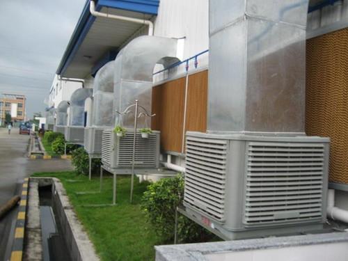湿帘、风机系统