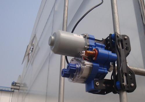 电动卷膜系统